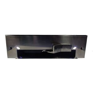 Vac-N-Clean Automatic Dustpan with LED - Metallic Finish